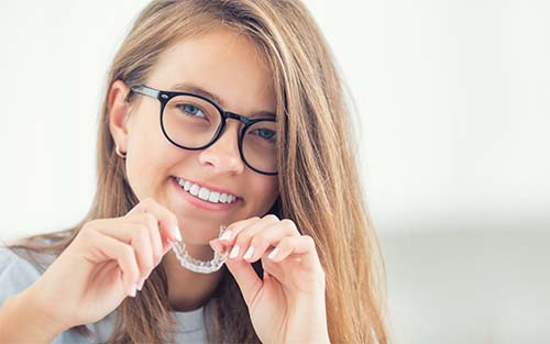 Invisalign at Aduddell Dentistry