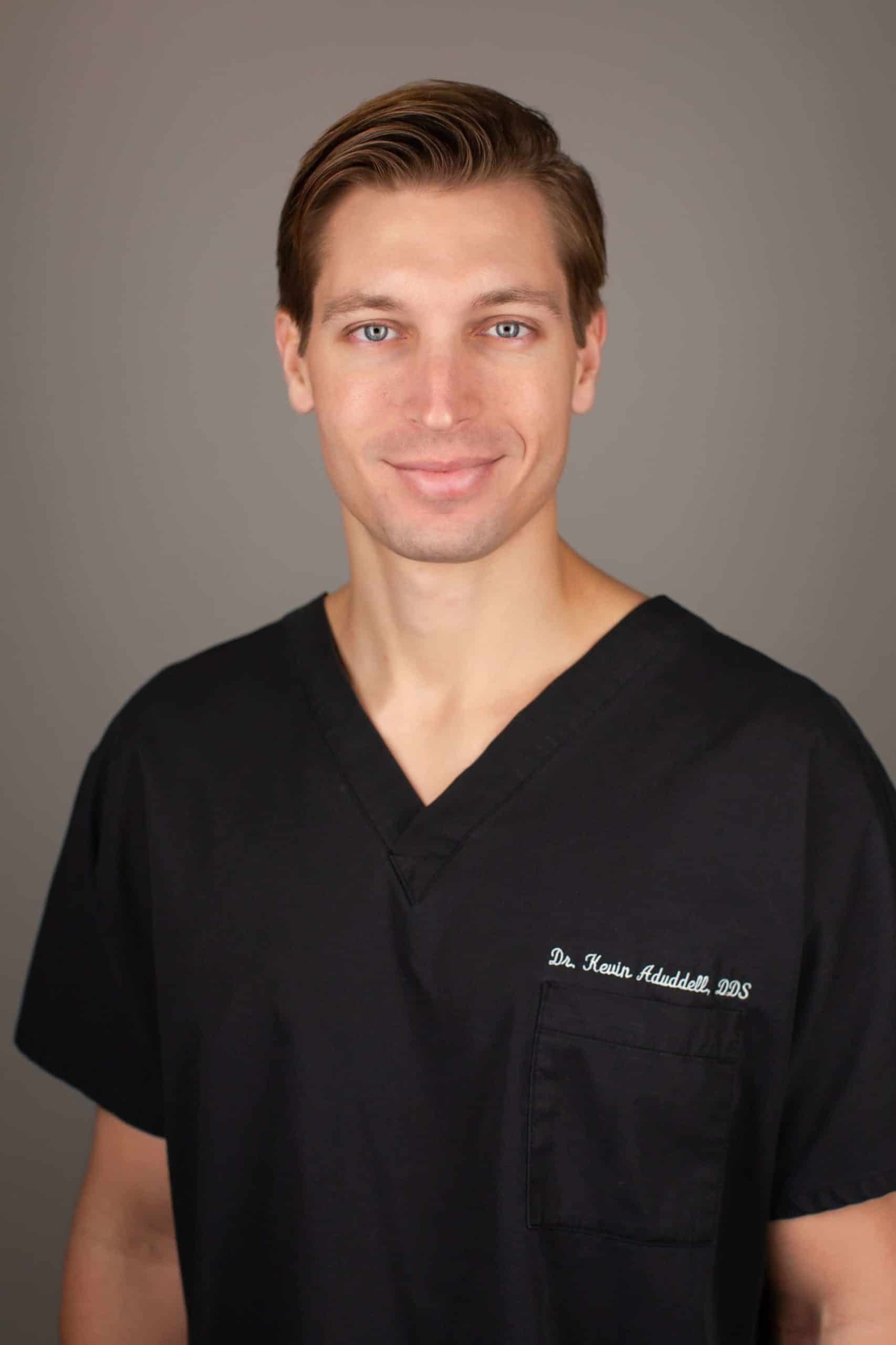 Dr. Kevin Aduddell at Aduddell Dentistry