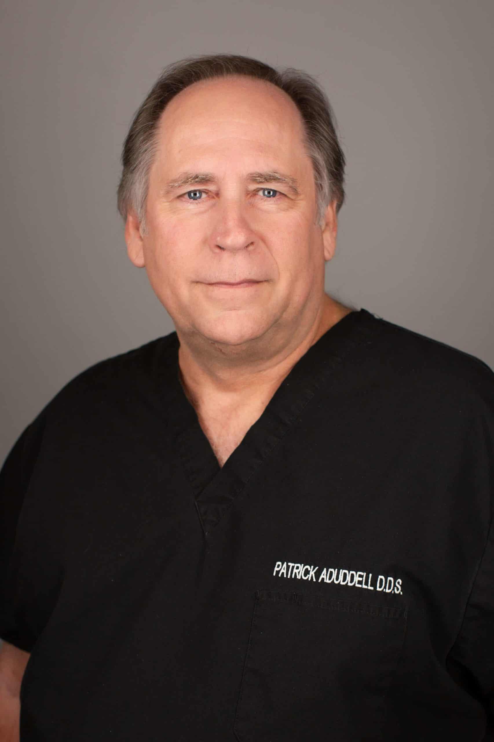 Dr. Patrick Aduddell at Aduddell Dentistry