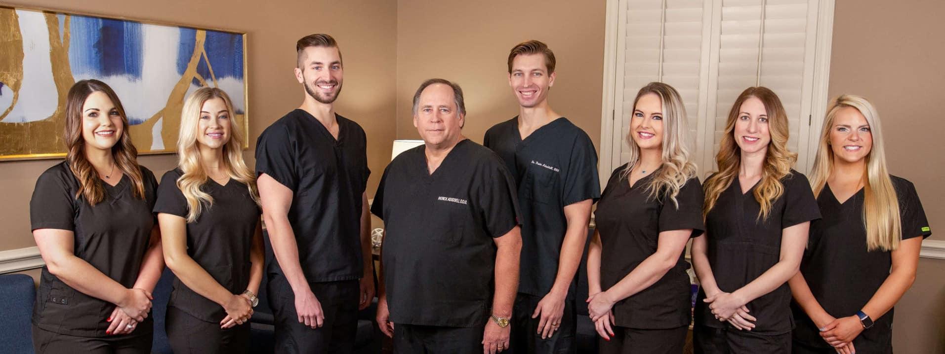 Aduddell Dentistry Team