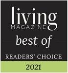Living Magazine Readers Choice 2021